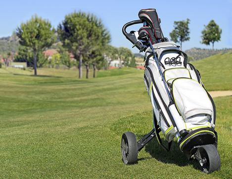 golf push carts Peoria IL